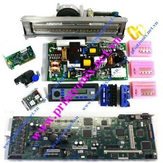 Mainboard máy in Printronix P8215