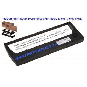 Ruy băng Printronix P7000 Cartridge 255049-103