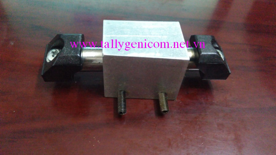 Bạc đạn Shuttle Bearing, Lower, phía dưới, máy in Tally T6215, Manufacturer: Tallygenicom, Part # 083012